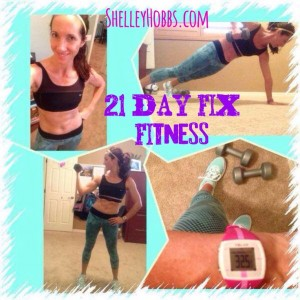 21 day fix fitness
