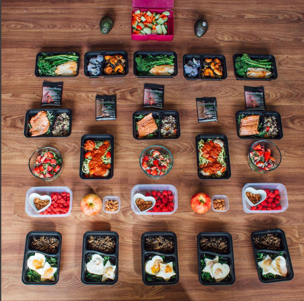 meal prep clean eating simple