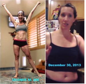 beachbody transformations