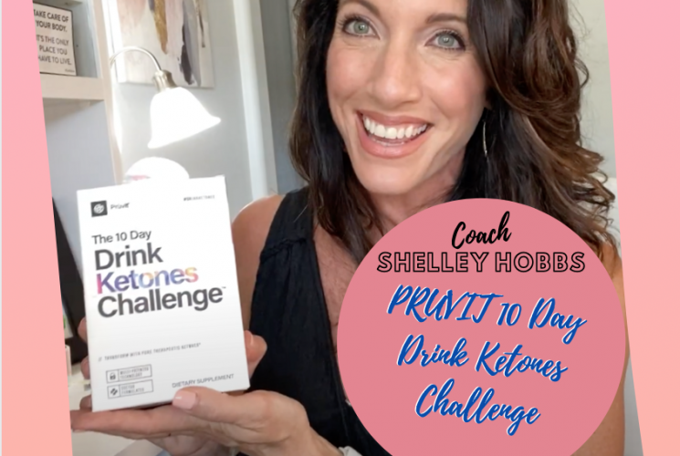 Pruvit 10 Day Drink Ketones Challenge Kit